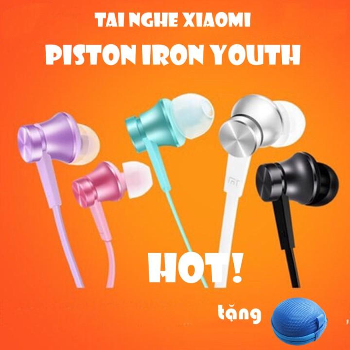 [CHÍNH HÃNG] Tai nghe Xiaomi Piston Iron Youth | Tai nghe nhét tai Xiaomi Piston Iron | Tai Nghe Xia - 2770061 , 40014811 , 322_40014811 , 129000 , CHINH-HANG-Tai-nghe-Xiaomi-Piston-Iron-Youth-Tai-nghe-nhet-tai-Xiaomi-Piston-Iron-Tai-Nghe-Xia-322_40014811 , shopee.vn , [CHÍNH HÃNG] Tai nghe Xiaomi Piston Iron Youth | Tai nghe nhét tai Xiaomi Piston Ir