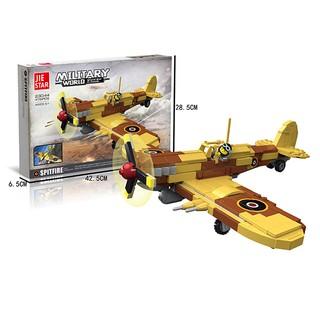 Hộp đồ chơi ghép hình máy bay 476 chi tiết ( hàng chính hãng công ty)