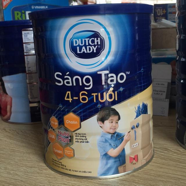 Sữa sáng tạo từ 4-6 tuổi (900g)