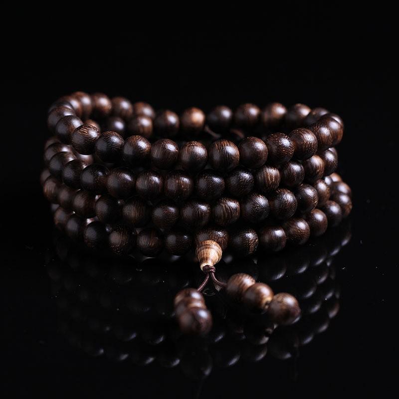 Vòng chuỗi hạt đeo tay bằng gỗ 108 hạt tràng hạt - CH102 - 2563310 , 1214708581 , 322_1214708581 , 160000 , Vong-chuoi-hat-deo-tay-bang-go-108-hat-trang-hat-CH102-322_1214708581 , shopee.vn , Vòng chuỗi hạt đeo tay bằng gỗ 108 hạt tràng hạt - CH102