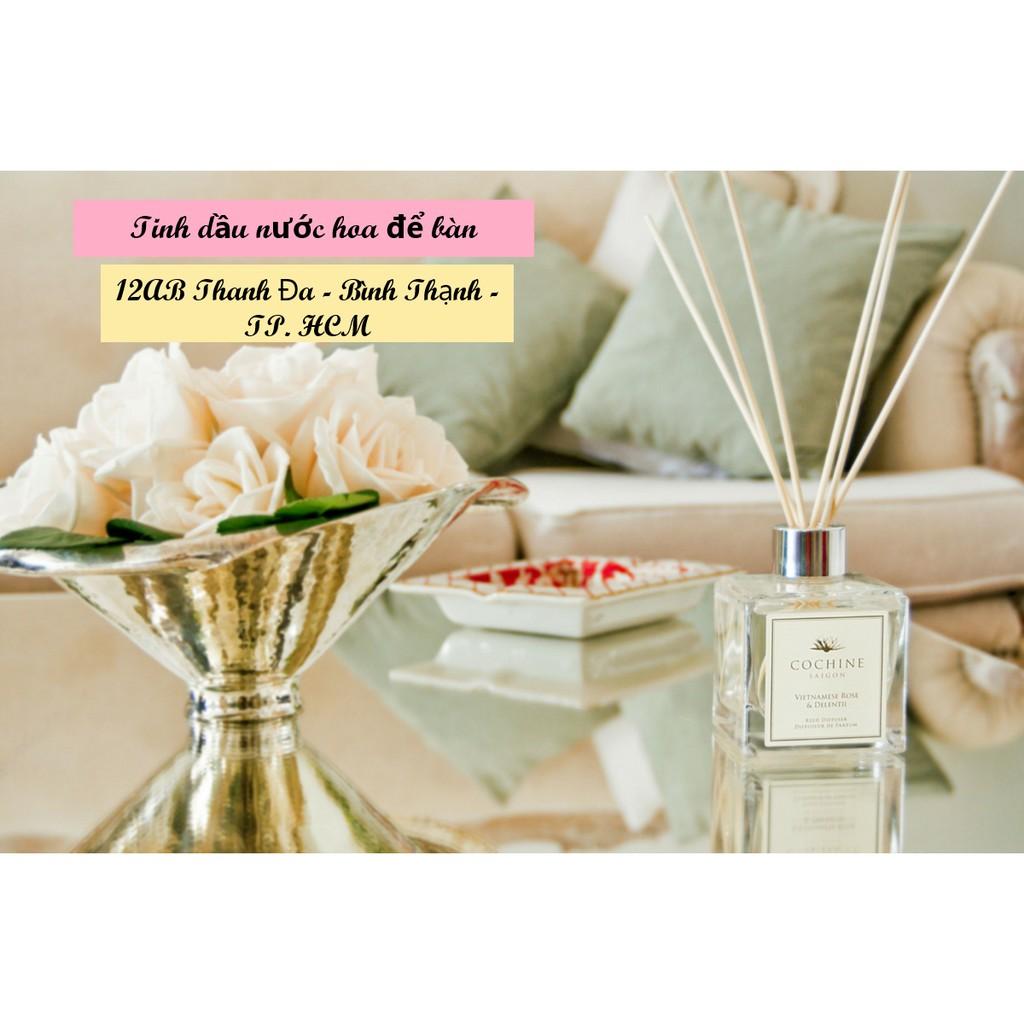 [Mã 267FMCGSALE giảm 8% đơn 500K] Tinh dầu nước hoa để bàn - Nước hoa thơm phòng - Danavietnam