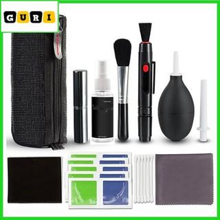 Bộ vệ sinh máy ảnh đa năng bộ vệ sinh lens ống kính máy ảnh máy quay cao cấp gồm 9 món tiện lợi GURI BVSMA thumbnail