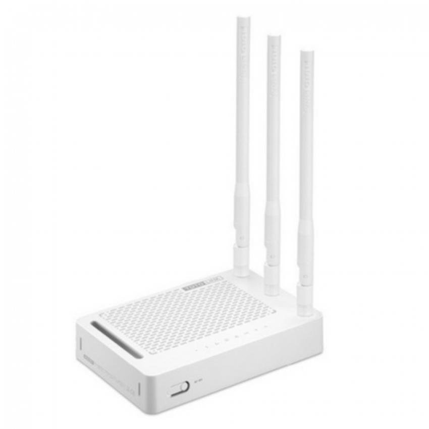 Router wireless Totolink 300Mbps N302R Plus (Trắng)