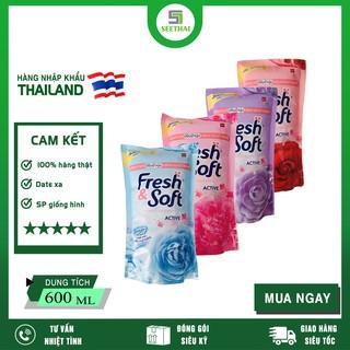"""Combo 2 Bịch Nước Xả Vải Fresh & Soft Thái Lan 600ml ( Giao màu ngẫu nhiên ) giá chỉ còn <strong class=""""price"""">2.900.000.000đ</strong>"""