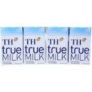 Sữa th true milk 110ml 1 lốc ×4 hộp