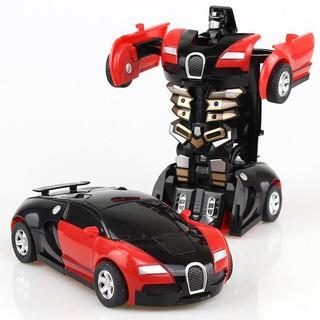 Robot Biến Hình T5 Cao Cấp (Mầu Ngẫu Nhiên) (Chọn số Lượng)