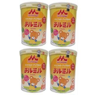 Combo 5 hộp Sữa Morinaga số 2 850g mẫu mới(có tem chính hãng, date T8 2022) thumbnail
