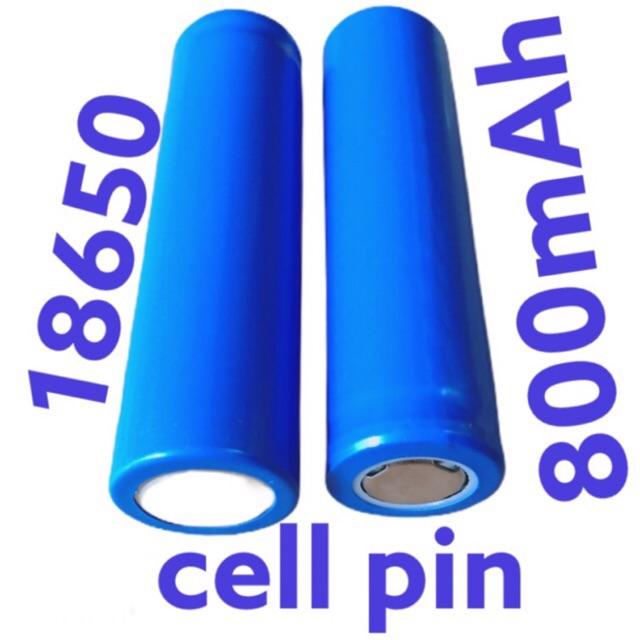 cell pin dùng trong quạt dự phòng và đen pin 3.7vol 700mah