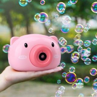Đồ chơi máy ảnh bắn bong bóng HOT thumbnail