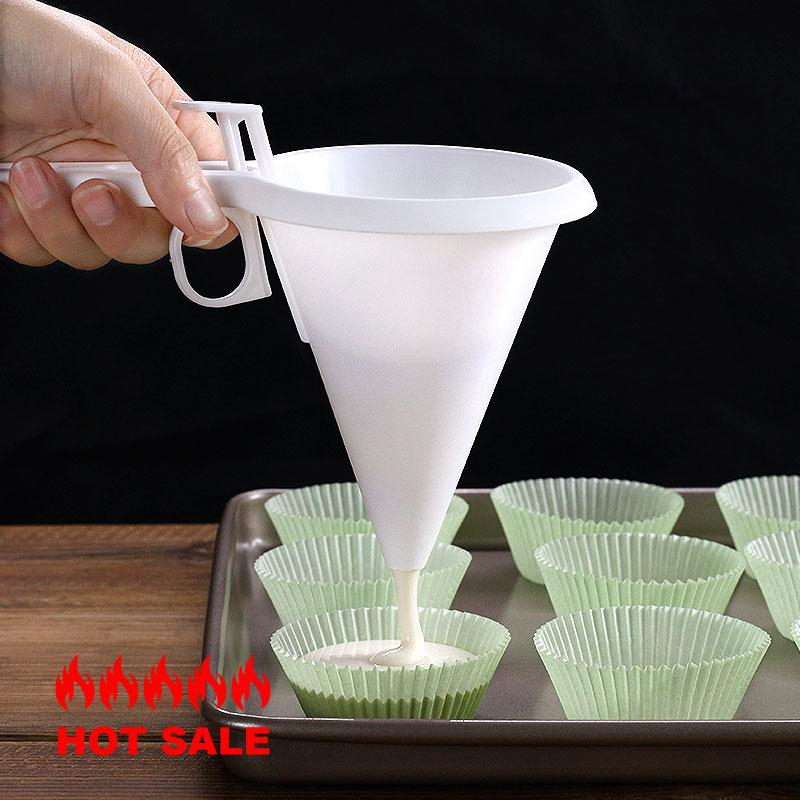 Candy Funnel Molds Kitchen Tool Baking Cake Decorating Tools Filter - 22208841 , 2880806910 , 322_2880806910 , 32018 , Candy-Funnel-Molds-Kitchen-Tool-Baking-Cake-Decorating-Tools-Filter-322_2880806910 , shopee.vn , Candy Funnel Molds Kitchen Tool Baking Cake Decorating Tools Filter