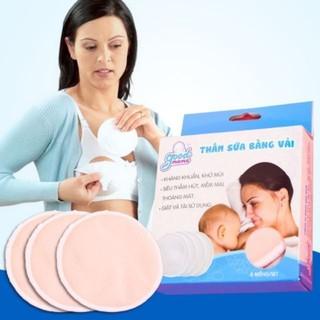 Miếng lót thấm sữa bằng vải good mama (hộp 8miếng) thumbnail