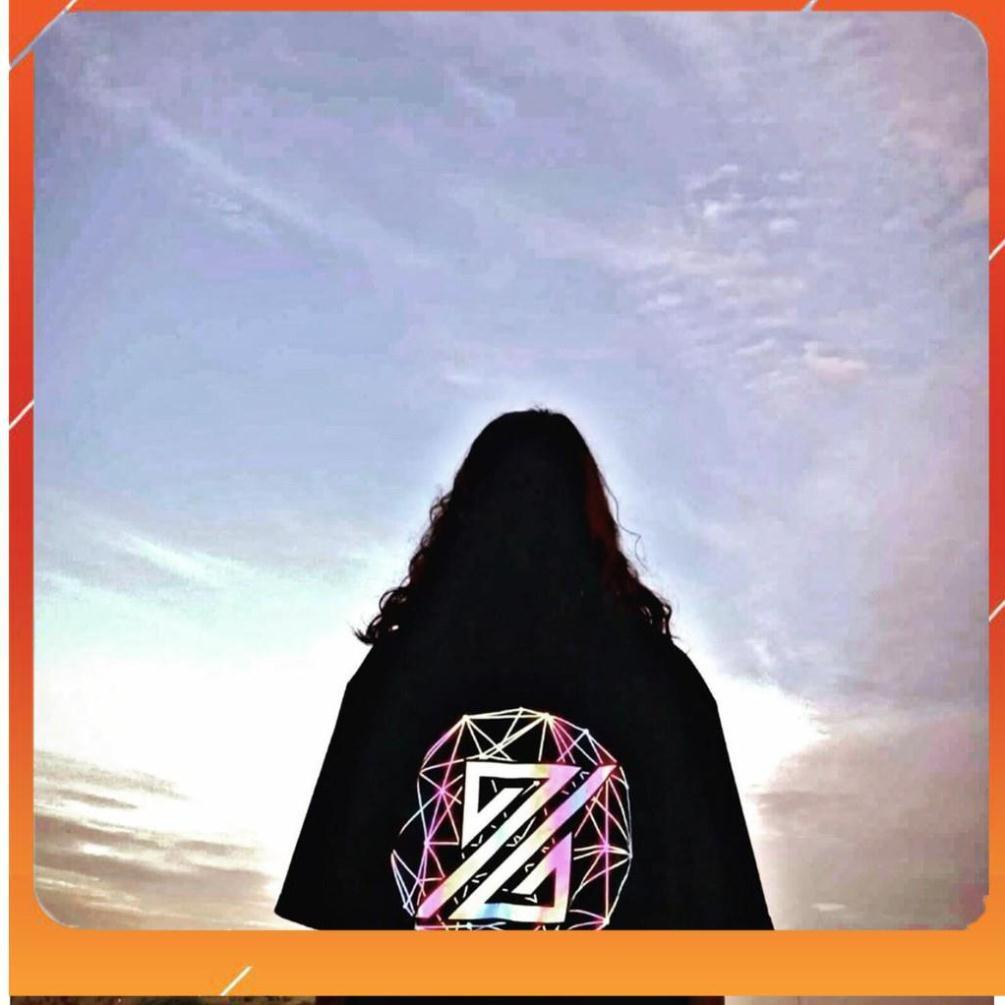 áo phan quang THE ZED ♥ áo thun FREESIZE , mịn (FLASH- PHẢN QUANG)
