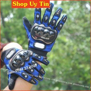 [Hàng Chuẩn] Bao Tay Probiker dài ngón Găng tay chống nắng nam