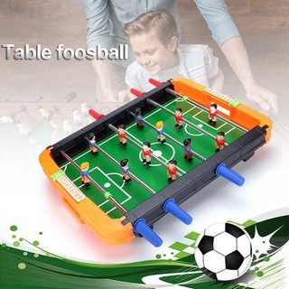 Six-Bar Table Foosball Children Interaction Educational Table Toys