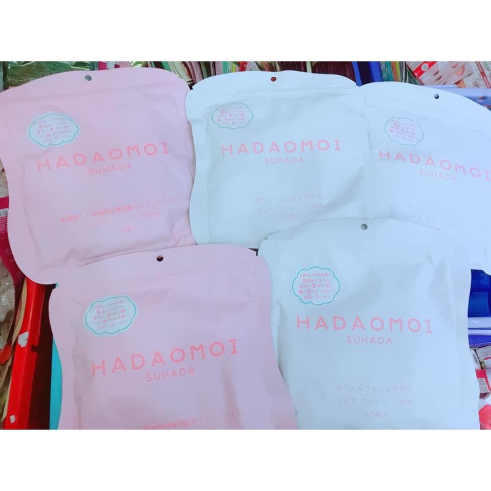 MẶT NẠ DƯỠNG DA HADAOMOI SUHADA 30 Miếng Nhật Bản. - 21789062 , 2861273315 , 322_2861273315 , 260000 , MAT-NA-DUONG-DA-HADAOMOI-SUHADA-30-Mieng-Nhat-Ban.-322_2861273315 , shopee.vn , MẶT NẠ DƯỠNG DA HADAOMOI SUHADA 30 Miếng Nhật Bản.