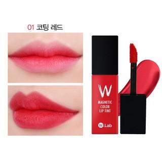 Son kem lì Magnetic color lip tint Wlab ( mẫu mới) thumbnail