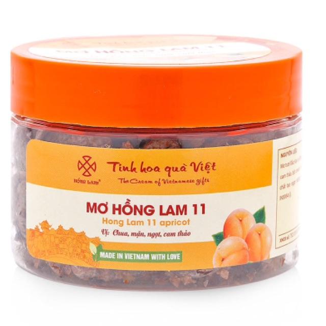 Ô mai mơ Hồng Lam 11 200g - 2542603 , 446060008 , 322_446060008 , 85000 , O-mai-mo-Hong-Lam-11-200g-322_446060008 , shopee.vn , Ô mai mơ Hồng Lam 11 200g