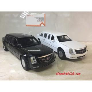 Đồ chơi mô hình xe Limousine CADILLAC ONE 1:32