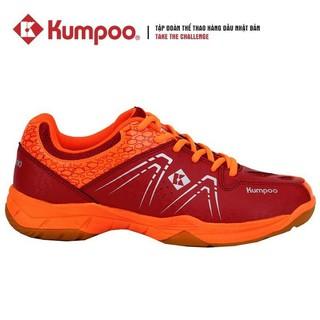 [Free Ship + Sale sốc] Giày Cầu Lông, Bóng huyền Kumpoo KH 16 màu đỏ, Chính hãng bảo hành 6 tháng thumbnail