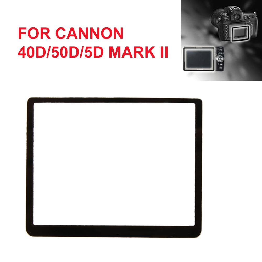 Originele Lcd-scherm  Protector voor 40D 50D 5D Mark II Camera