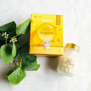 Viên Uống Cấp Nước Collagen Hàn Quốc Innerb Aqua Rich 70 Viên thumbnail