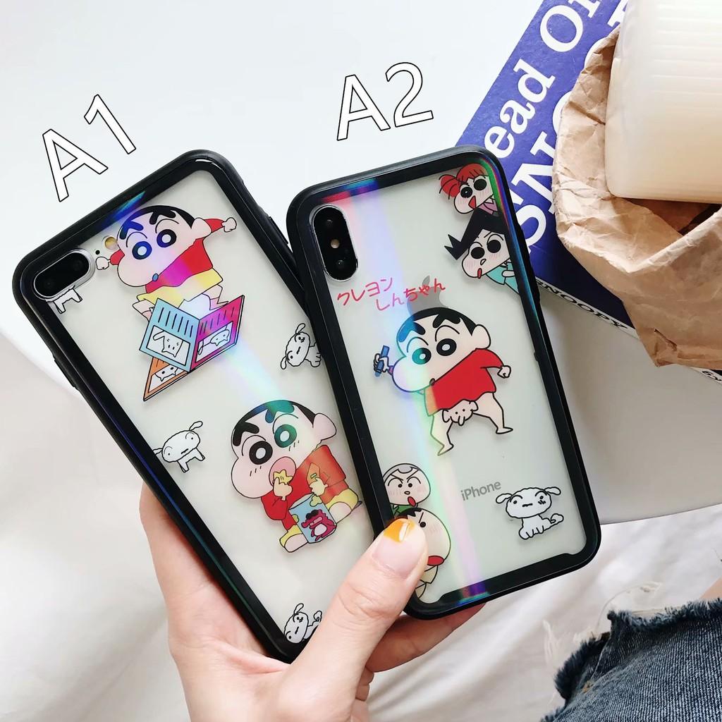 Ốp Điện Thoại In Hình Cậu Bé Bút Chì Kiểu Nhật Bản Hàn Quốc Dành Cho Iphone  Xs Max giảm chỉ còn 103,300 đ