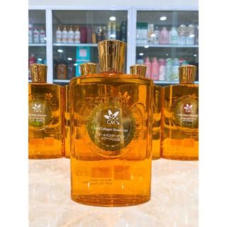 Sữa Tắm Trắng Da Căng Mịn CM Gold Collagen Shower Gel 700ml Nhật Bản