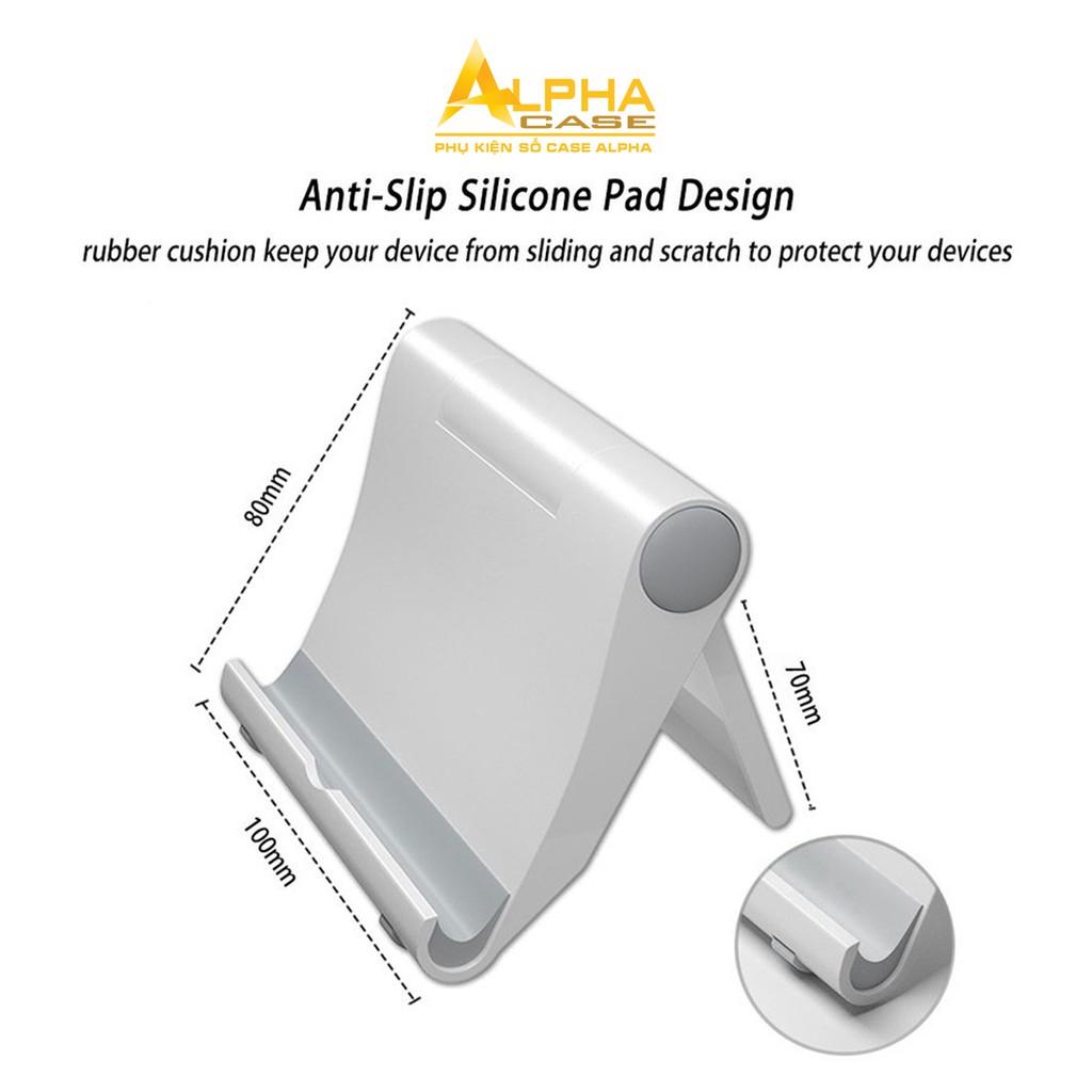 Giá đỡ để bàn đa năng cho iPhone Máy tính bảng iPad phụ kiện điện thoại Pin Dự Phòng - CaseAlpha