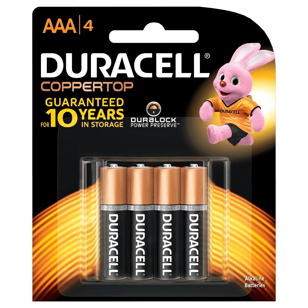 Pin Duracell MN2400 - LR03 AAA4 Akaline
