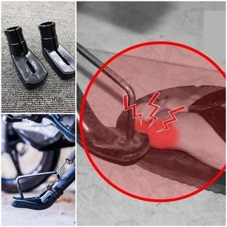Bọc chân chống xe máy, xe điện chống trầy xướt, an toàn cho thumbnail