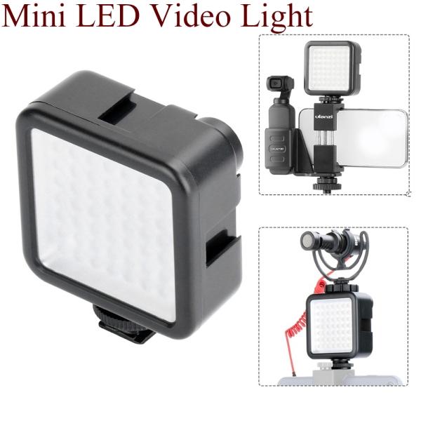 Đèn LED trợ sáng chụp ảnh ulanzi cho DJI Osmo Sony