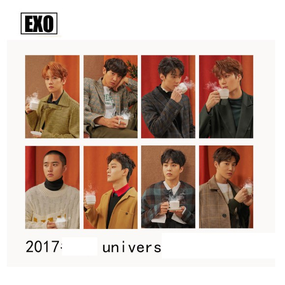 Card trong EXO univers