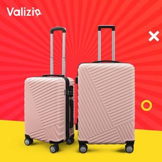 COMBO ( Size 24 + 20 ) Vali du lịch VALIZIO 203 nhựa chống xước thumbnail