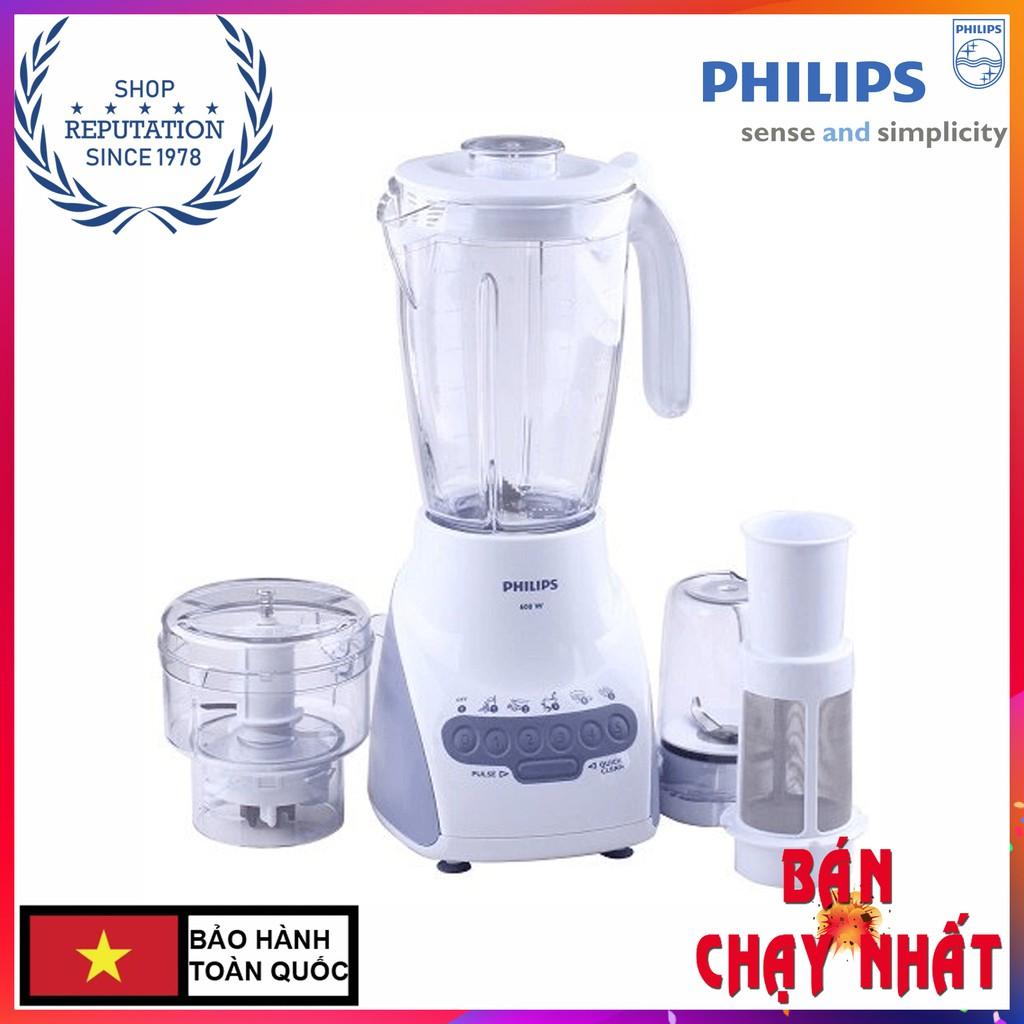 Máy xay sinh tố Philips HR2118 Indonesia và HR2223