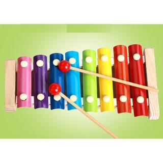 Nhạc cụ phát triển trí tuệ và cảm nhận âm nhạc cho trẻ em