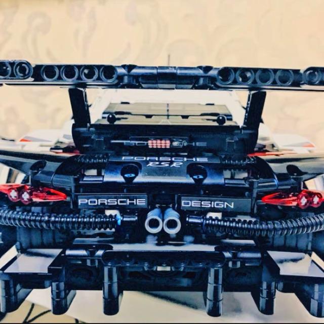 [ Hàng order 7-10 ngày ] Lepin technician 20097 Porsche 911 RSR Technic