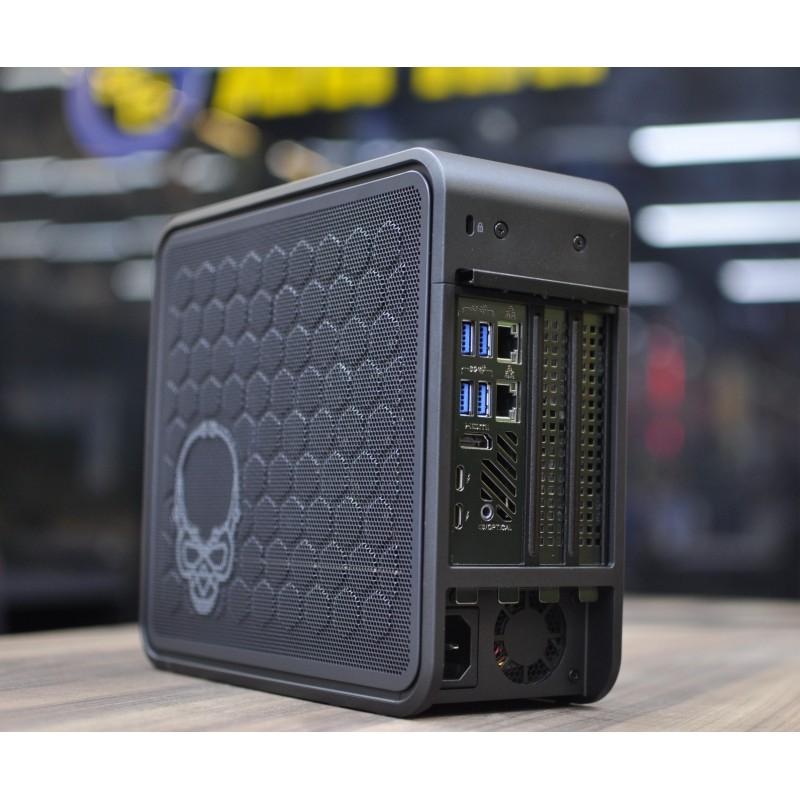Máy tính PC mini Intel NUC 9 Extreme Kit 9i5 GHOST Canyon PC - NUC9i5QNX1 i5-9300H/USB 3.1/WIFI/M.2