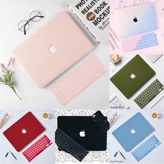 Combo (4 in 1 ) Case - Ốp Macbook Trơn (Chi Tiết Mô Tả Sản Phẩm). thumbnail