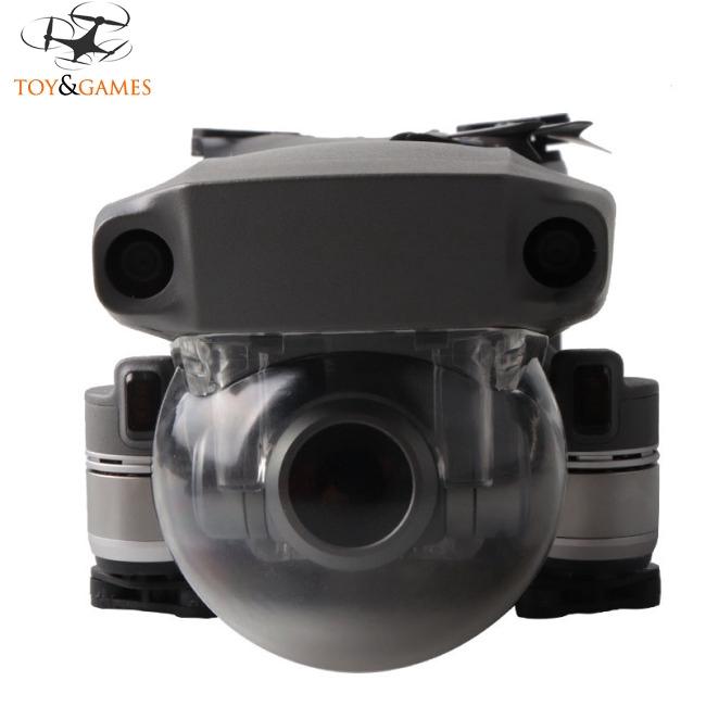 Drone Gimbal Lock Stabilizer Camera Cap Guard Protective Cover Protector for DJI Mavic 2 Pro