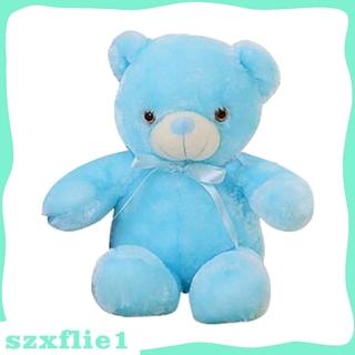 [Hot Sale] Teddy Bear Toys Cartoon Animals Figure Toys Battery Powered Home Decor Ornaments