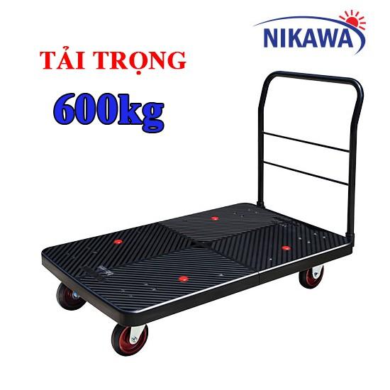 Xe đẩy hàng 600kg Nikawa Nhật Bản WFA