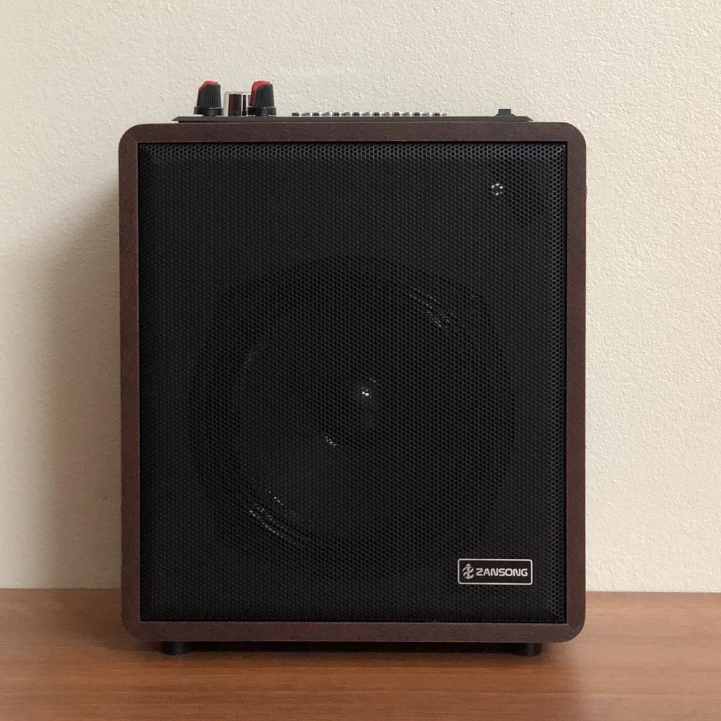 Loa karaoke bluetooth ZANSONG A061 tặng kèm 1 micro không dây