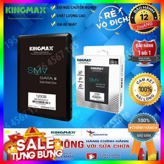 Ổ CỨNG SSD 240GB 120GB KINGMAX Sata III 2.5Inch SMV32 thumbnail