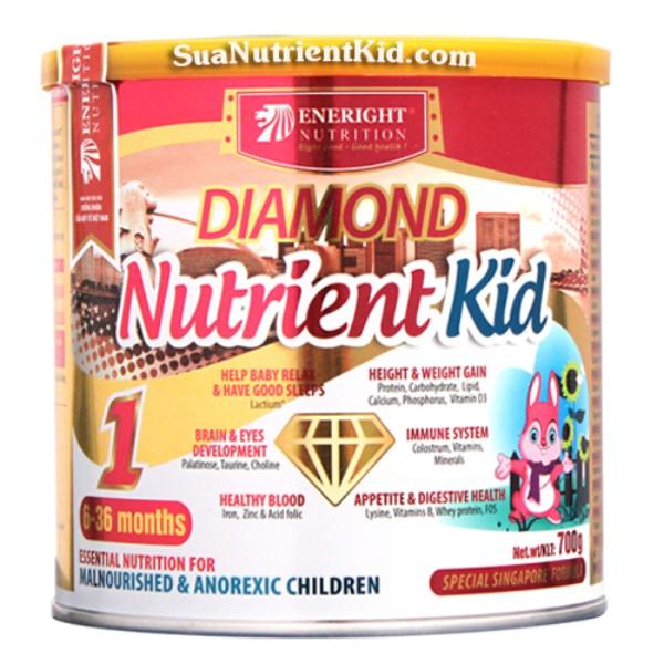 (SP Chính Hãng) Sữa bột Diamond kid số 1 700g .