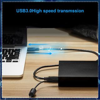Hộp Đựng Ổ Cứng Ngoài Ms Usb 3.0 5gbps Sata Cho Laptop / Pc