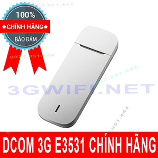 USB DCOM 3G HUAWEI E3531 – HỖ TRỢ ĐỔI IP SIÊU TỐT, DCOM 4G WIIFI UFI TỘC ĐỘ 150 MBPS