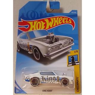 Xe mô hình Hot Wheels King 'Kuda FKB09