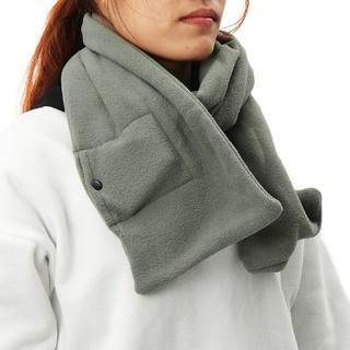 ✿♠USB Electric Plush Heated Scarf Winter Warm Neck Wraps Shawl Men/Women Accessory