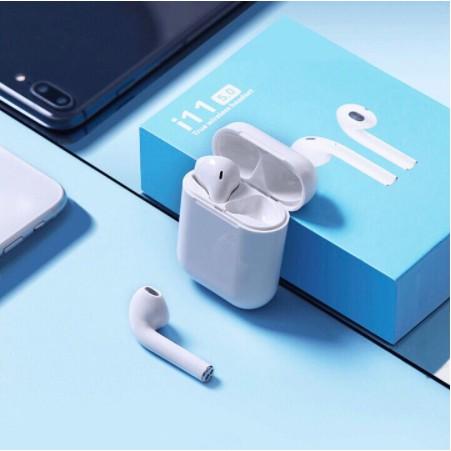 Tai Nghe Bluetooth i11 Chính Hãng Nút Cảm Ứng Như Airpods - Bảo hành 12 tháng