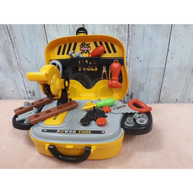 Bộ đồ chơi vali kỹ sư khuyến mại Friso